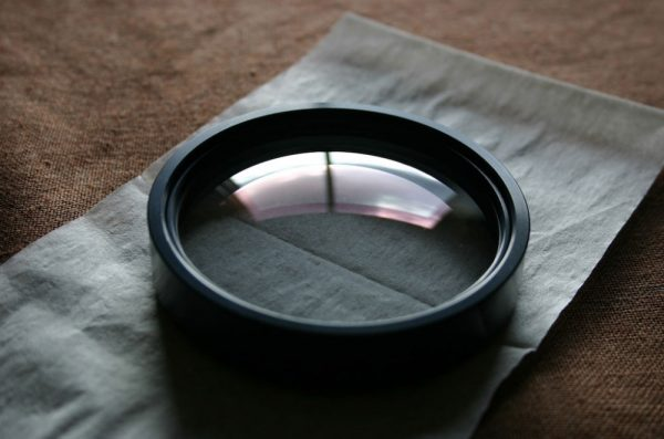 ACHROMATIC DOUBLET CLOSE UP LENS