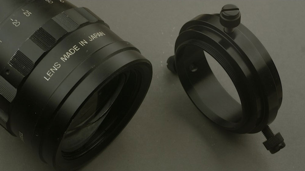 classic anamorphic lens clamp 5