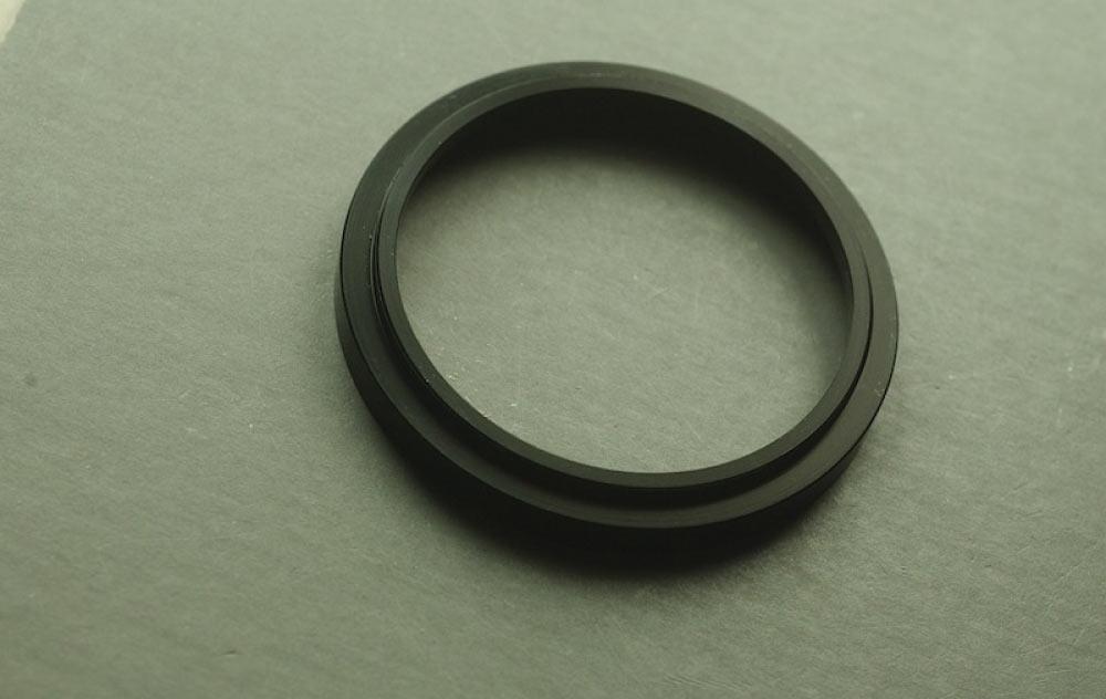 custom panasonic la 7200 screw on step ring 3