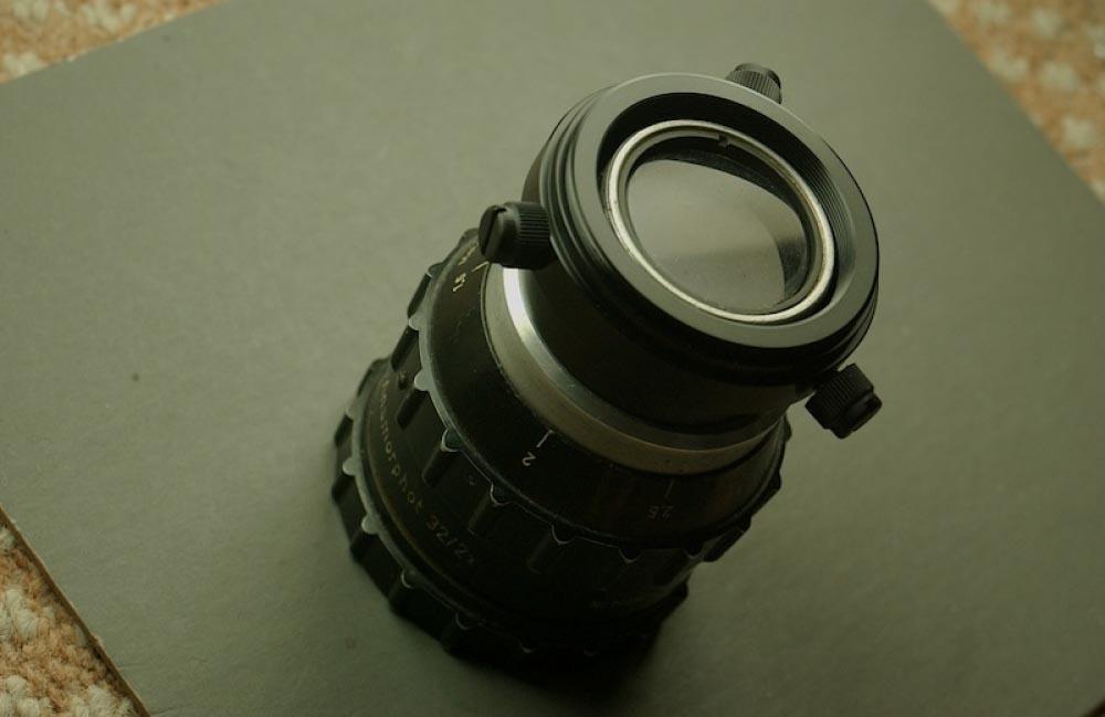 custom screw on adapter for moller anamorphot 322x 2