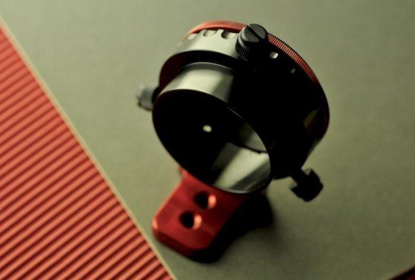 custom screw on adapter for moller anamorphot 322x