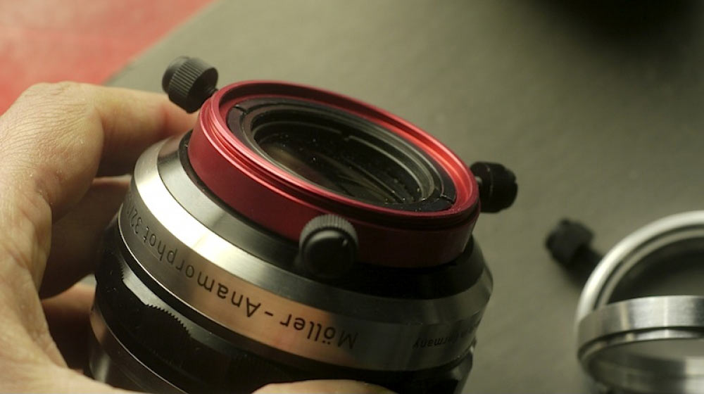 custom small anamorphic adapter moller 1.5 2