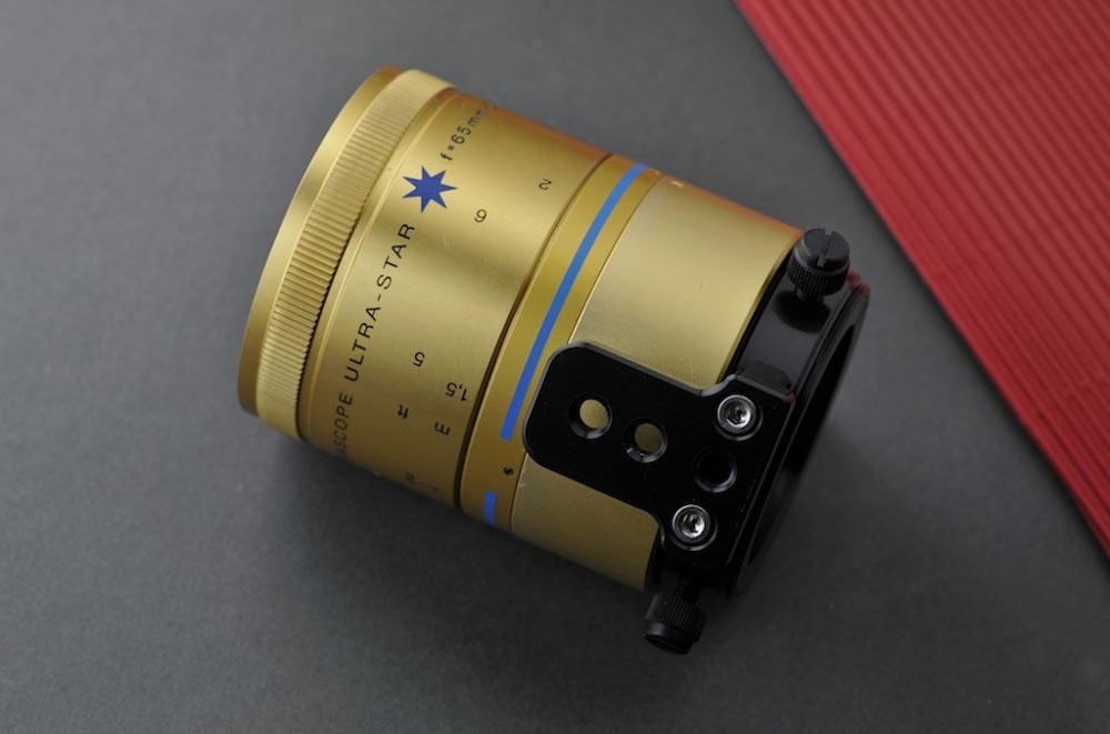 isco ultrastar anamorphic lens 2 part adapter 4