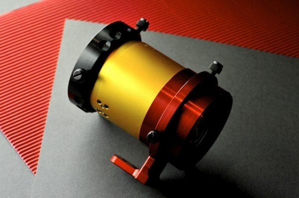 isco ultrastar anamorphic lens 2 part adapter